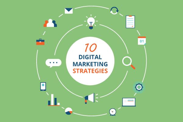 10 Top Digital Marketing Strategies